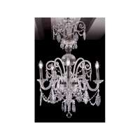 La Granja Glass Chandelier