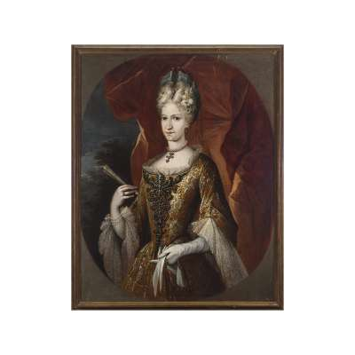 Portrait of Isabel De Farnesio