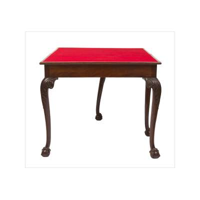 Chippendale Cards Table