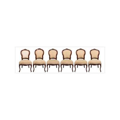 Set of Six Isabelinas Chairs