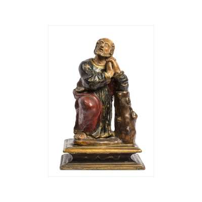 Figure of Saint Peter