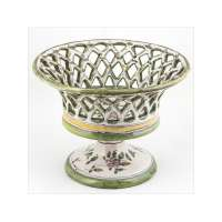Ornate Martes Tolosane Fruit Bowl