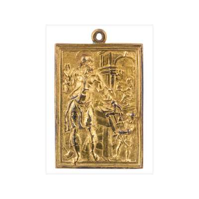 Devotional Plaque of Saint Joseph