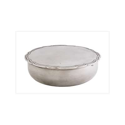 Round Container with Cover